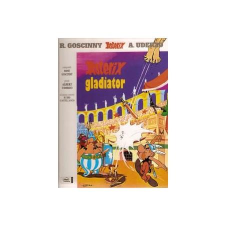 Asterix  Latijn 04 Gladiator HC Gladiatoren