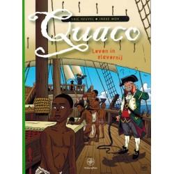 Heuvel strips Quaco 01 Leven in slavernij