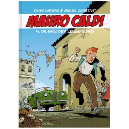 Mauro Caldi 04 HC De baai der leugenaars 1e druk 2015