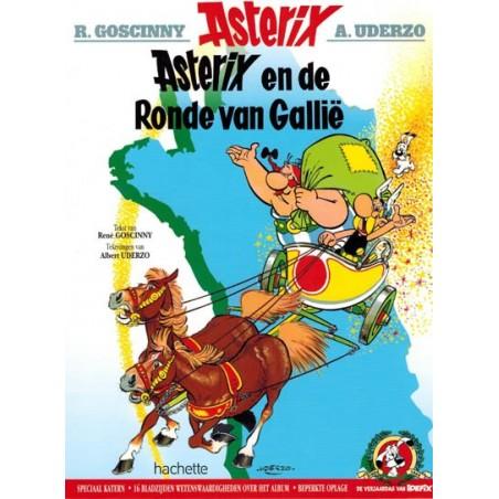 Asterix   Dossiereditie 05 De ronde van Gallie (met extra katern)