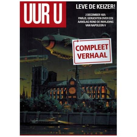 Uur U  07 Leve de keizer! 2 December 1925: Parijs, geruchten over een aanslag rond...