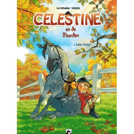 Celestine en de paarden set deel 1 t/m 7