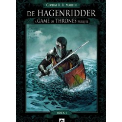 Game of thrones De Hagenridder 04 naar George R. R. Martin