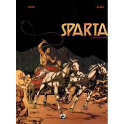 Sparta 03 Vrees de dood niet