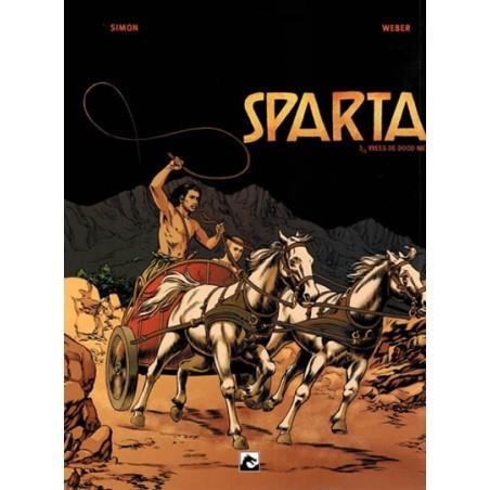 Sparta set deel 1 t/m 3