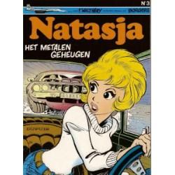 Natasja 03 Het metalen geheugen