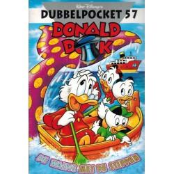 Donald Duck  Dubbelpocket 57 De walvis met de stippen