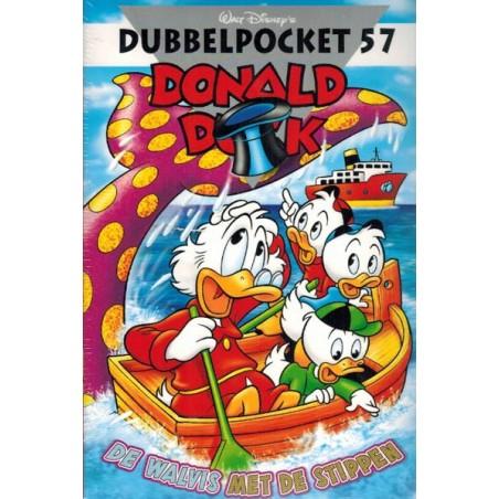 Donald Duck  Dubbel pocket 57 De walvis met de stippen