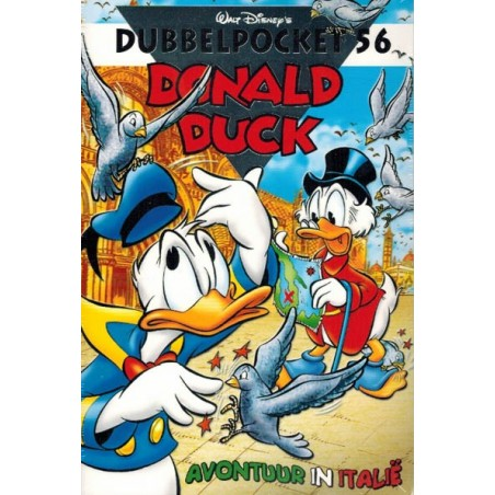Donald Duck  Dubbel pocket 56 Avontuur in Italie