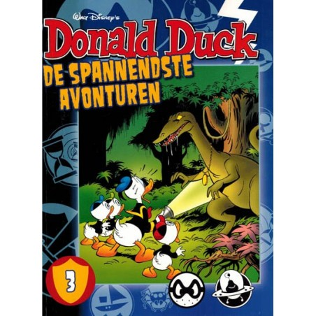 Donald Duck  Spannendste avonturen 03 door William van Horn