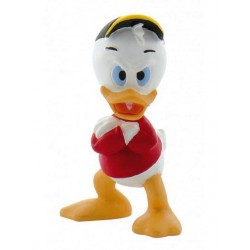 Donald Duck  poppetjes Kwak (rood)
