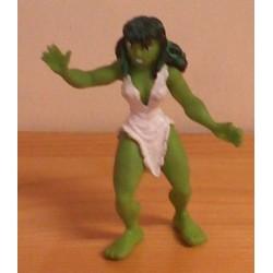 Superhelden poppetje She-Hulk 1987