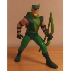 Superhelden poppetje Green Arrow 1991 (Groene Pijl)