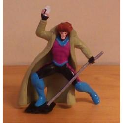 Superhelden poppetje Gambit 1995