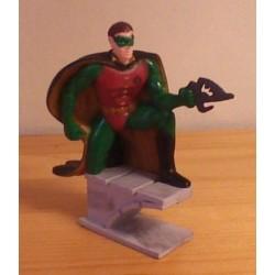 Batman poppetje Robin op dak Batman forever 1995