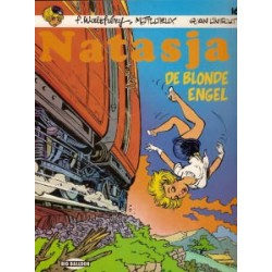 Natasja<br>16 - De blonde engel<br>1e druk 1994