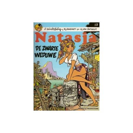 Natasja  17 De zwarte weduwe