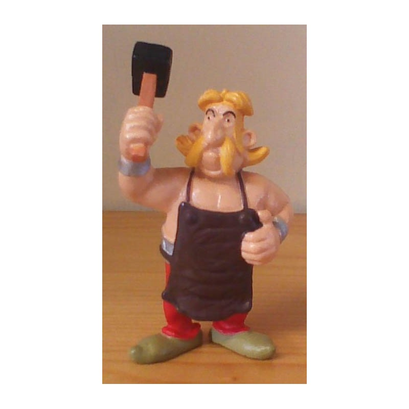 Asterix poppetje Hoefnix 1994