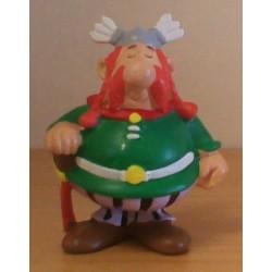 Asterix poppetje Abracourcix 1994
