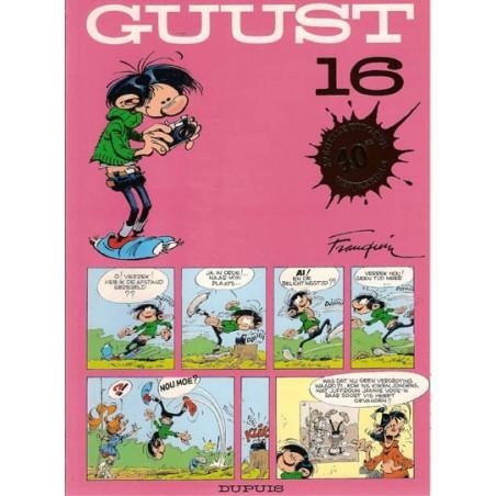 Guust Flater II 16 40ste verjaardag speciale uitgave met vignet 1997