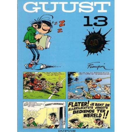 Guust Flater II 13 40ste verjaardag speciale uitgave met vignet 1997