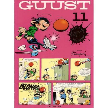 Guust Flater II 11 40ste verjaardag speciale uitgave met vignet 1997