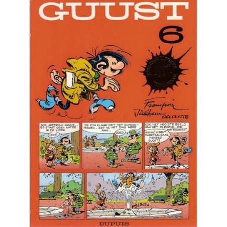 Guust Flater II 06 40ste verjaardag speciale uitgave met vignet 1997