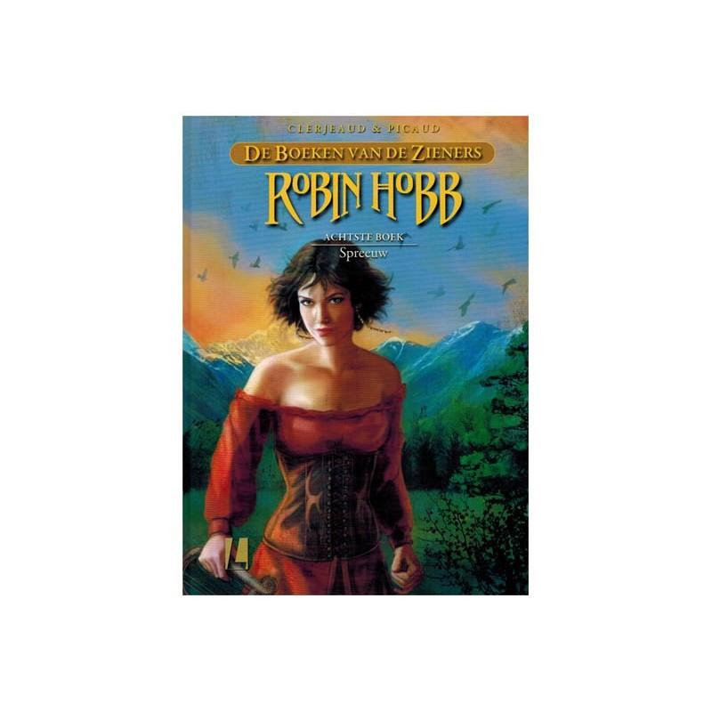 Boeken van de zieners 08 HC Spreeuw (naar Robin Hobb)