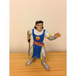 Superhelden poppetje Trueno 1992