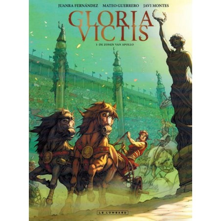 Gloria victis 01 De zonen van Apollo