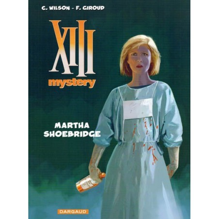 XIII  Mystery 08 Martha Shoebridge