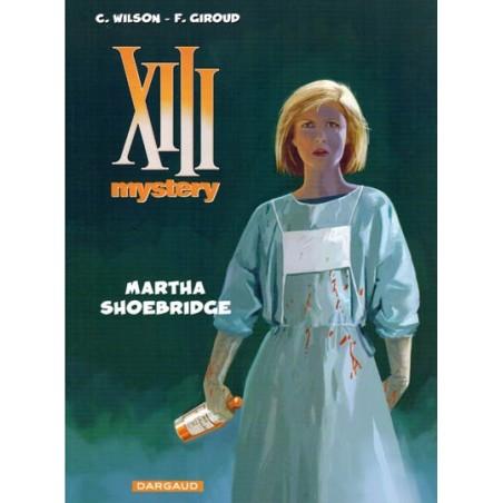 XIII  Mystery 08 Martha Shoebridge