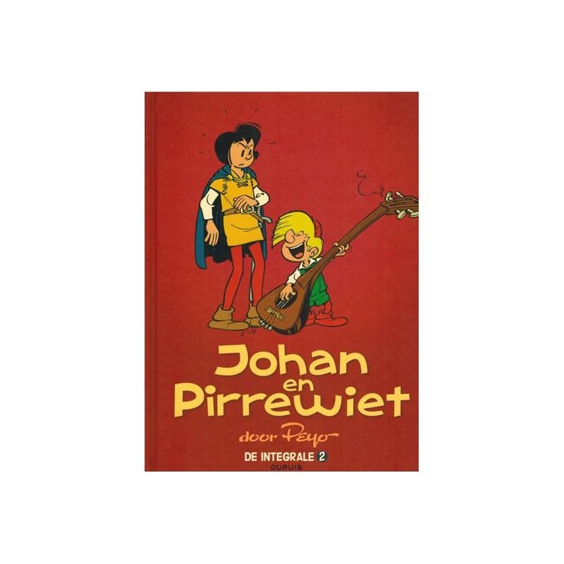 Johan en Pirrewiet   De integrale 2 HC