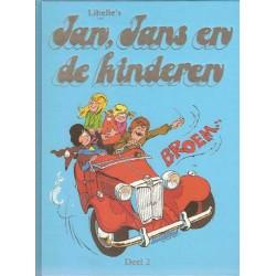 Jan, Jans en de kinderen cassette deel 1 t/m 6 HC in box