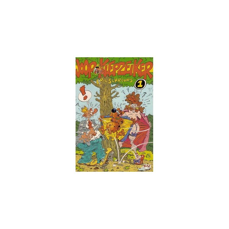 Joop Klepzeiker set HC deel 1 t/m 11 1e drukken 1985-1996