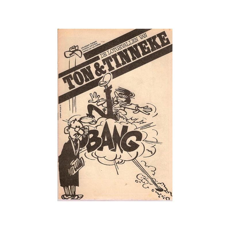 Ton & Tinneke (Ton en Tineke) Peptoe De lotgevallen van Ton & Tinneke 1974