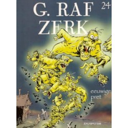 G. Raf Zerk 24<br>Eeuwige pret
