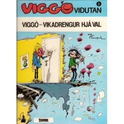 Guust Flater taal IJslands HC Viggo Vidutan Vikadrengur hja val (Daverende flaters te koop)