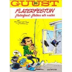 Guust Flater set HC deel 1 t/m 9 1e drukken 1966