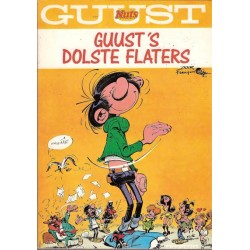 Guust Flater reclame-album Guust's dolste flaters 1989