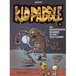 Kid Paddle 11 De moordende mummie is niet van gummi