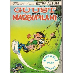Guust Flater en de Marsupilami Speciale uitgave 1e druk 1978