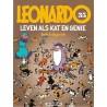 Leonardo  35 Leven als kat en genie