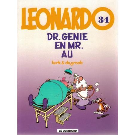Leonardo  34 Dr. Genie en Mr. Au