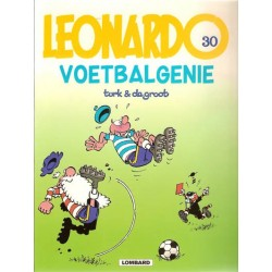 Leonardo  30 Voetbalgenie