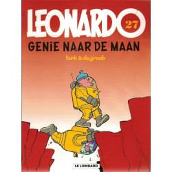 Leonardo  27 Genie naar de maan