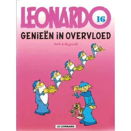 Leonardo  16 Genieen in overvloed