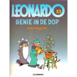 Leonardo  13 Genie in de dop