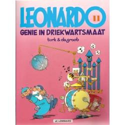 Leonardo  11 Genie in driekwartsmaat