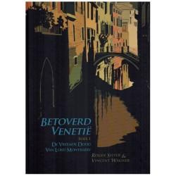 Betoverd Venetie set HC deel 1 & 2 1e drukken 2015 (naar Wilkie Collins)